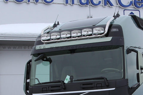 Volvo FH Roof Bar for Globe & Globe XL 2013 > | METEC 868600 868601