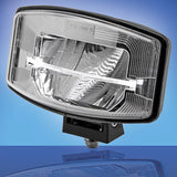 Boreman Full LED Spot Lamp with Light Bar for Trucks