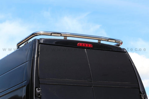 Rear Roof Bar for Vans with LED Scene Light | METEC 888496