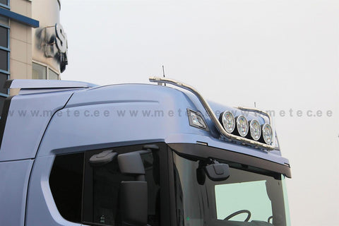Scania R Series Roof Bar for 4 Lamps with LED's 2016 > | METEC 864601