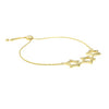 Open Star Adjustable Bracelet