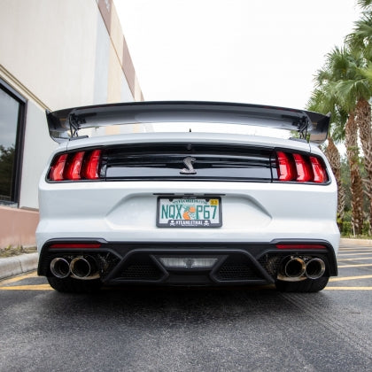 Cat-Back with Double HH Pipe, Double X-Pipe 2020 Mustang GT500 5.2L V8 (P# N/A)