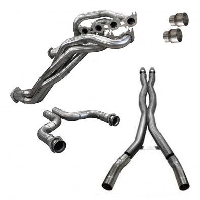 Long Tube Headers Mustang GT350  (P# 16112)