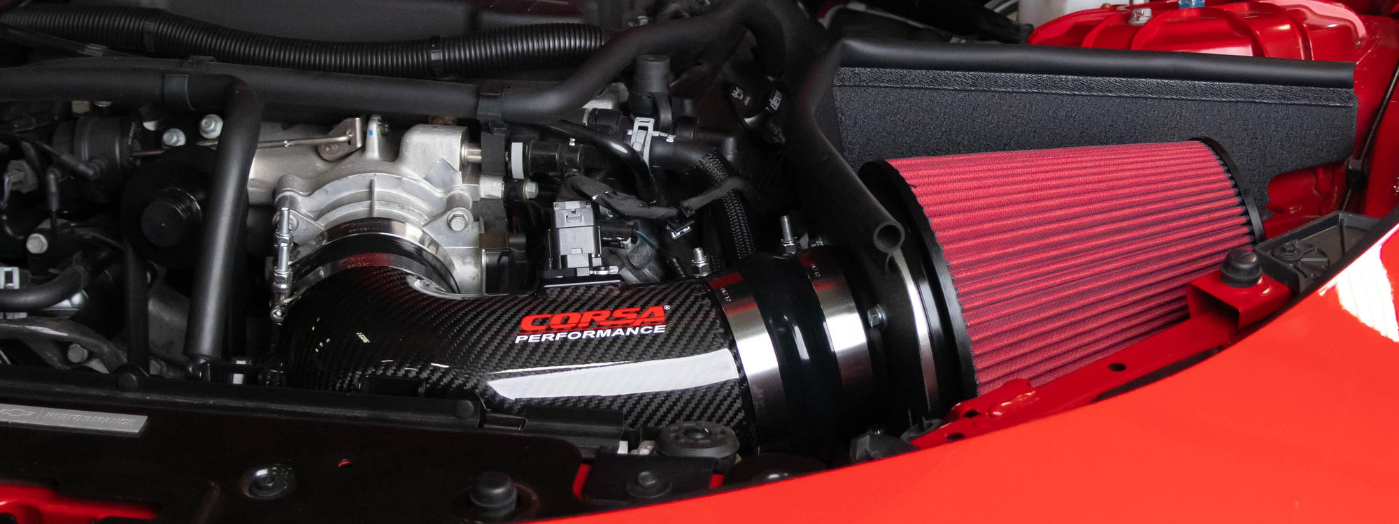Performance Air Intake Upgrades