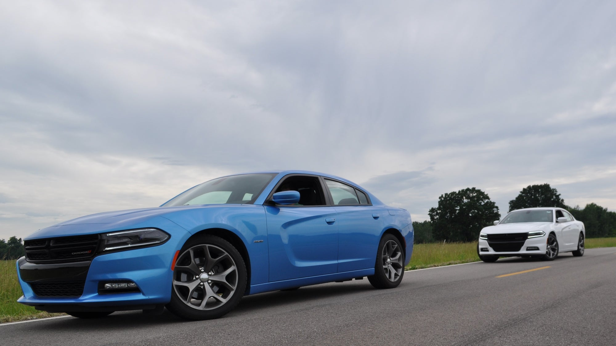 Charger, 300 (SRT, RT)