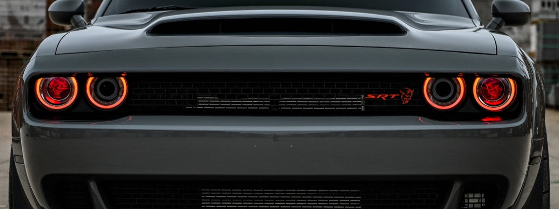 Dodge Challenger Exhaust System Upgrades
