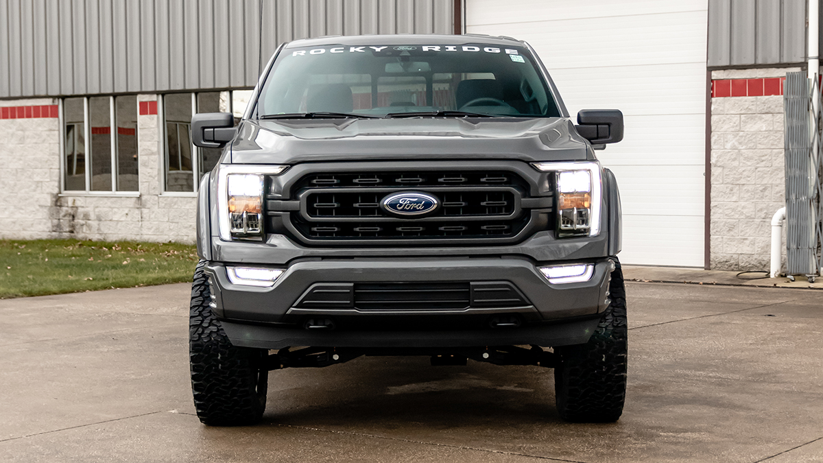 F-150 (V8, EcoBoosts, Raptor)