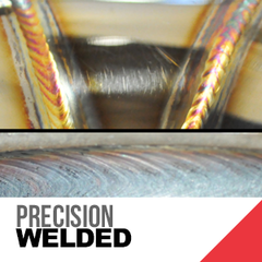 precision welded