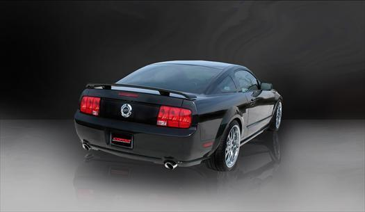 "CORSA PERFORMANCE X-Pipe 2005-2010 Ford Mustang GT/ GT500 2.5"" X-Pipe (14312)"