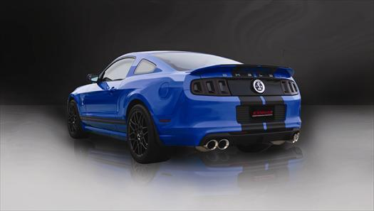 "CORSA PERFORMANCE X-Pipe 2013-2014 Ford Mustang GT500 Off-Road Race-Spec 2.75"" X-Pipe (14322)"