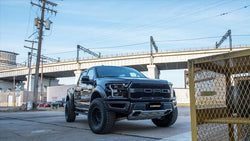 "CORSA PERFORMANCE X-Pipe 2017-2019 Ford Raptor Ecoboost 2.75"" X-Pipe Resonator Delete (14396)"