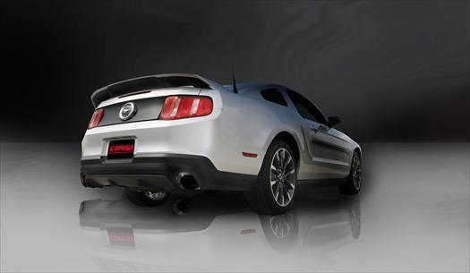 "CORSA PERFORMANCE X-Pipe 2011-2014 Ford Mustang GT Off-Road, Race Spec, 2.75"" X-Pipe (14421)"
