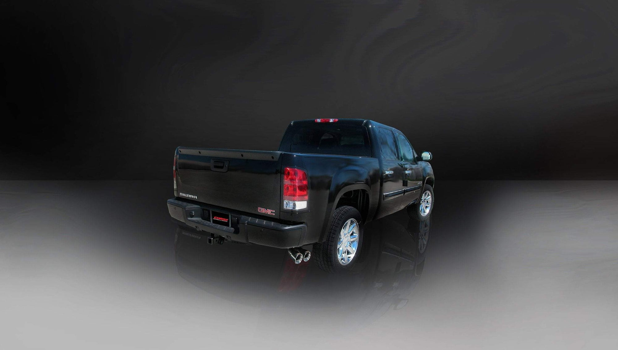 Sport Sound Level (14518) 3.0IN Cat-Back SSE Twin 4.0IN 2010 Silverado Sierra, Denali 6.2L 143WB