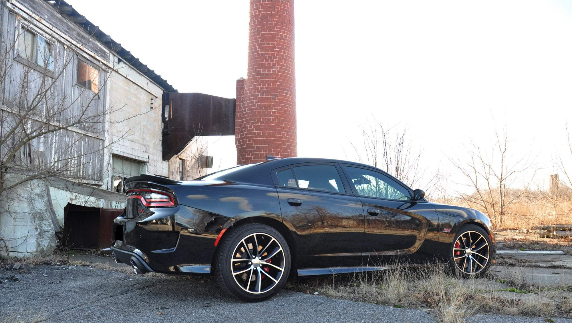 2015 2019 Dodge Charger 5 7l 6 2l 6 4l V8 2 75 Axle Back Exhaust System With 4 5 Tips 21019 Sport Sound Level