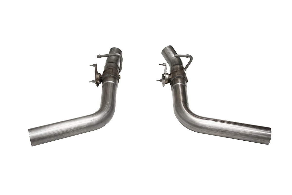 Valved Axle-Pipe (21075) 2.75 IN Service Kit 2015-2021 Challenger Charger 6.4L, 6.2L
