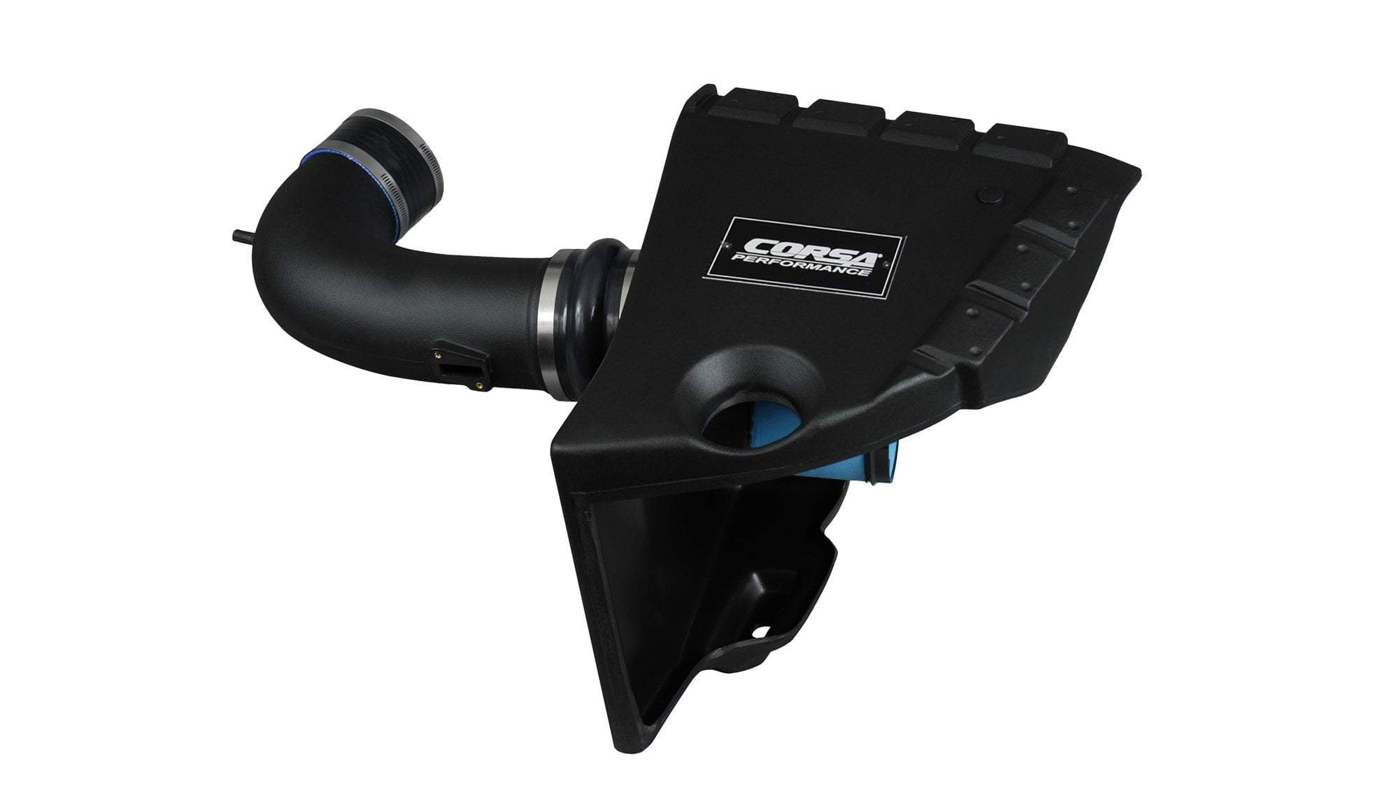 CORSA PERFORMANCE Air Intake 2010-2015 Chevrolet Camaro SS, 6.2L V8, PowerCore Closed Box Cold Air Intake (4415062)