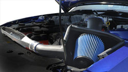 CORSA PERFORMANCE Air Intake 2010-2013 Ford Mustang GT500 5.4L or 5.8L V8 Pro5 Open Element Air Intake (49858)