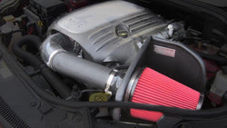 CORSA PERFORMANCE Air Intake 2011-2018 Jeep Grand Cherokee, Dodge Durango 5.7L V8, APEX Series Shielded Cold Air Intake with DryTech Filter (616857-D)