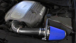 CORSA PERFORMANCE Air Intake 2011-2019 Dodge Challenger, Charger, Chrsyler 300, 5.7L V8, APEX Series Shielded Box Air Intake with MaxFlow 5 Filter (616957-O)