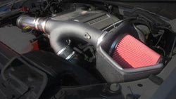 CORSA PERFORMANCE Air Intake 2017-2019 Ford Raptor 3.5L EcoBoost APEX Series Cold Air Intake with DryTech Filter (619735-D)