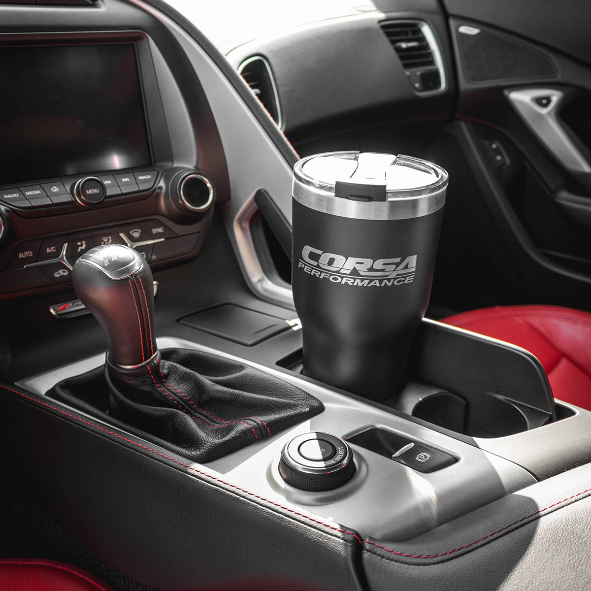 CORSA Travel Mug (30oz Tumbler)