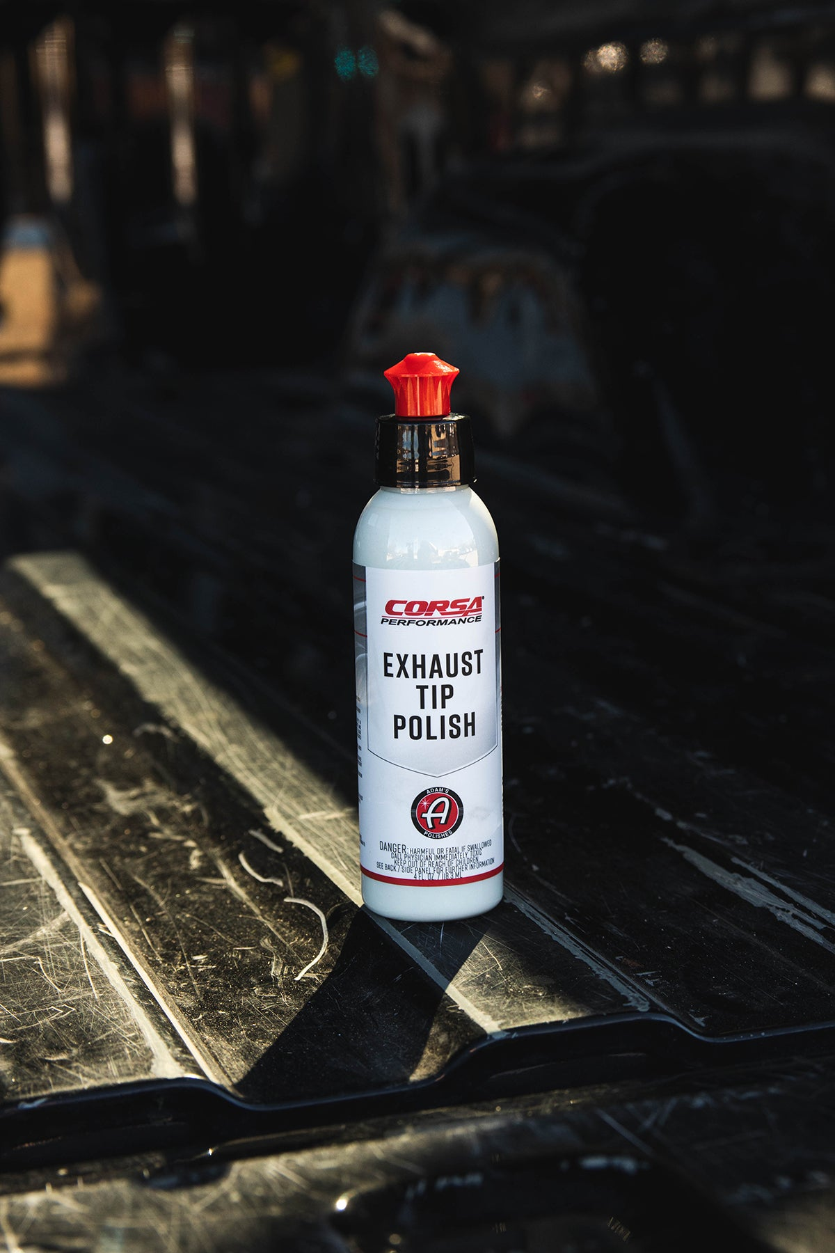 Exhaust Tip Polish (14092) 4 FL OZ