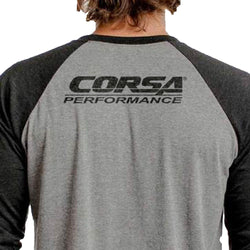 CORSA GEAR SHOP 3/4 Sleeve T-Shirt CORSA Men's 3/4 Sleeve (T-Shirt)