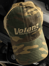 Volant Camouflage Legacy Hat (Snap Back)