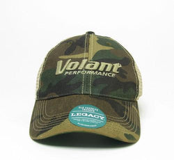 CORSA GEAR SHOP Snap Back Hat Volant Camouflage Legacy Hat (Snap Back)