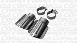 "CORSA PERFORMANCE Tip Kit Tip Kit - Single 4.0"" Tips (14497)"