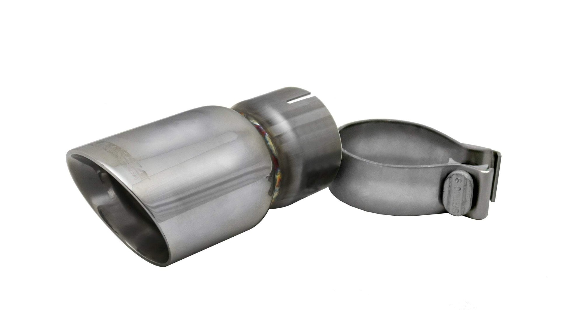 "CORSA PERFORMANCE Tip Kit Polished Tip Kit - Single 3.0"" Tip w/2.5"" diameter pipe (TK001)"