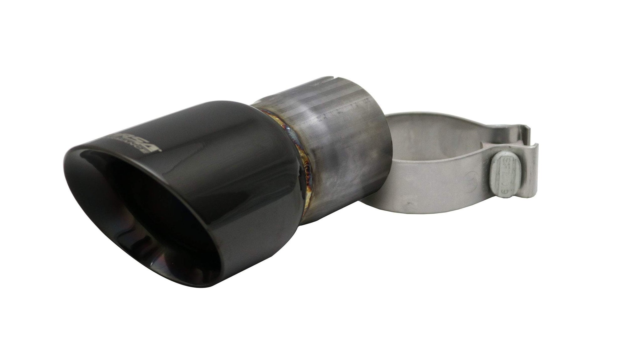 "CORSA PERFORMANCE Tip Kit Polished Tip Kit - Single 3.5"" Tip w/2.75"" diameter pipe (TK003)"