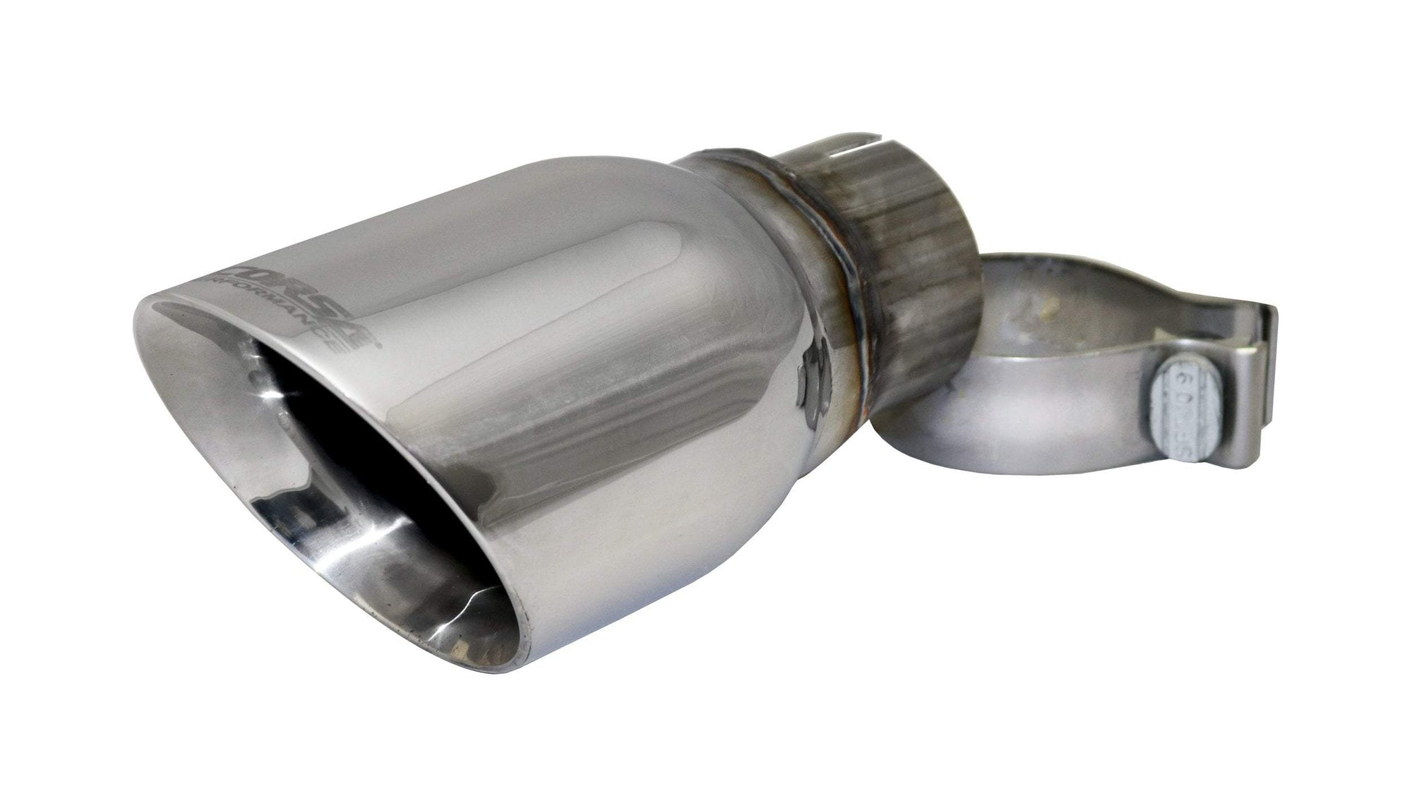 "CORSA PERFORMANCE Tip Kit Polished Tip Kit - Single 4.0"" Tip w/2.5"" diameter pipe (TK004)"