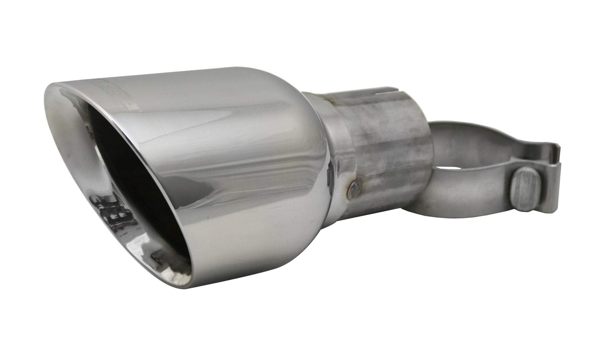 "CORSA PERFORMANCE Tip Kit Polished Tip Kit - Single 4.5"" Tip w/2.75"" diameter pipe (TK008)"