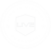 "Living Live Apparel is our company name; LIVE is our branded logo, which means ""Live In Victory Everyday"""