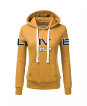 Women's Live IV Love Hoodies