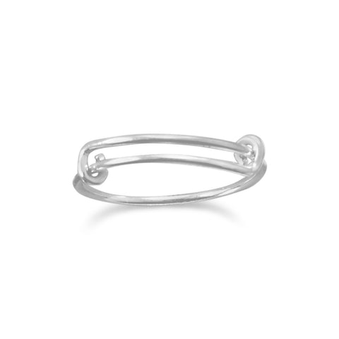 Small Expandable Add-a-Charm Ring