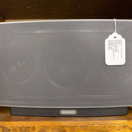 Sonos Play5 Gen1 Wireless Streaming - Full Range Speaker, Pre-owned item #v60916