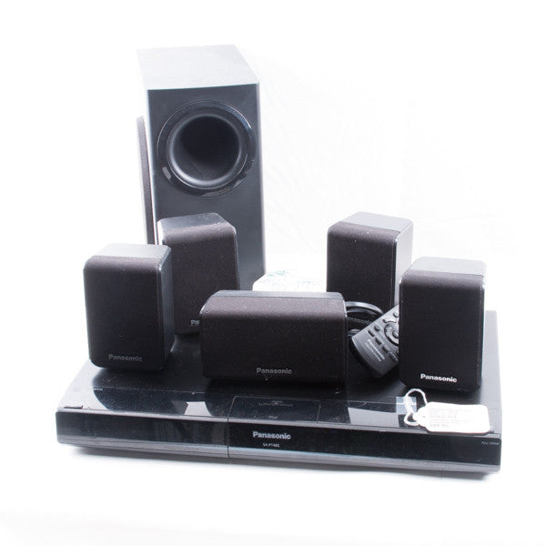 PANASONIC SURROUND 5 SPEAKER, this is Pre-Owned Item #279376
