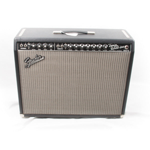 Fender Twin Reverb 65 Amplifier, this is Pre-Owned Item #328412B