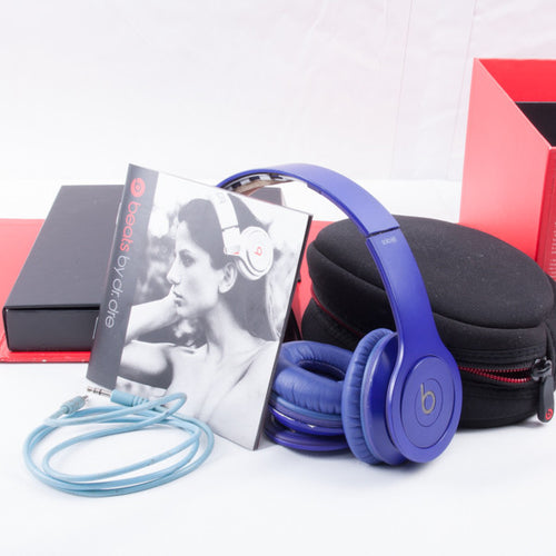 BEATS BY DR. DRE HEADPHONES Used #327463