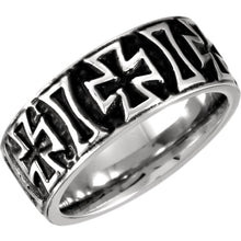 Cobalt 9mm Black PVD Cross Design Band, Ring Size 9,9.5,10,11, Online Deal Save up to 81%! $87.50, this is New Item #COR2481014P