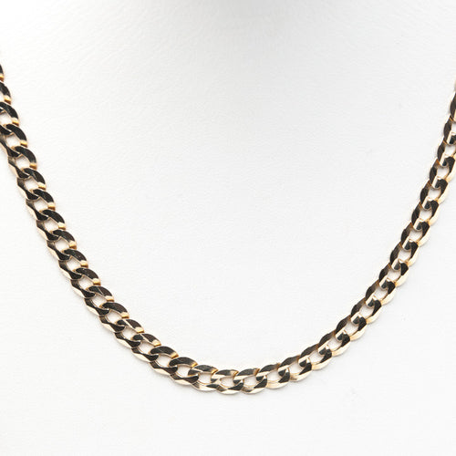 "22.5 GRAMS IN 10KY 28"" UNISEX  CHAIN  #321781"