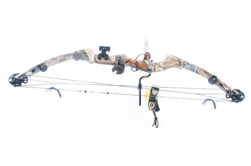 Reflex Bighorn Bow, this is Pre-Owned Item #328137