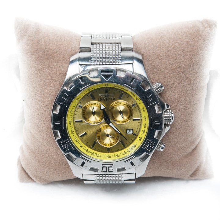 Watch-invicta 6416 model Watch, this is Pre-Owned Item #330795D