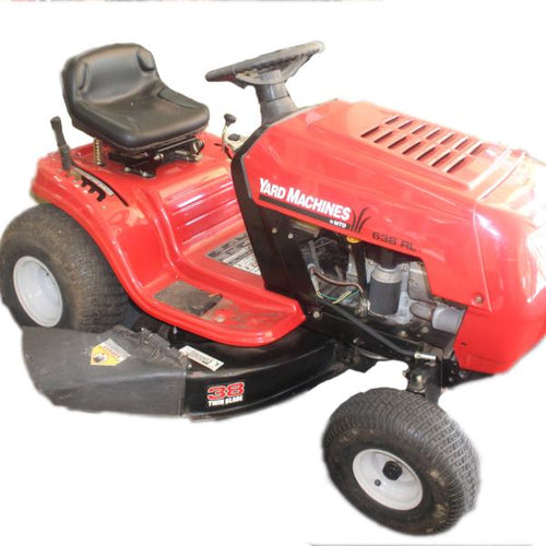 Yard Machine Mower 38