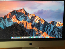 "iMac ""Core i5"" 3.2GHz 27-Inch (Late 2013) ME088LL/A 8GB 1TB HDD A1419 #343378"