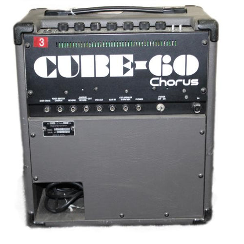 Roland CH-60 Cube Chorus Amplifier, this is Pre-Owned Item #309815