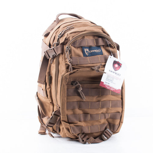 BACKPACK DGG SCOUT, New Item #v53476