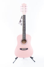 "Guitar Indiana 34"" Pink, Natural & Vintage Burst, this is New Item #1-34"